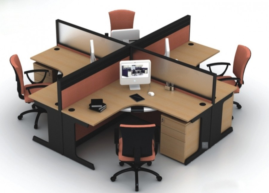 Modular Workstation Design Lw 7 Home Office Furniture Manufacturer In Pune